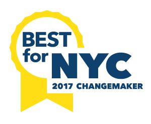 Best for NYC Changemaker 2017